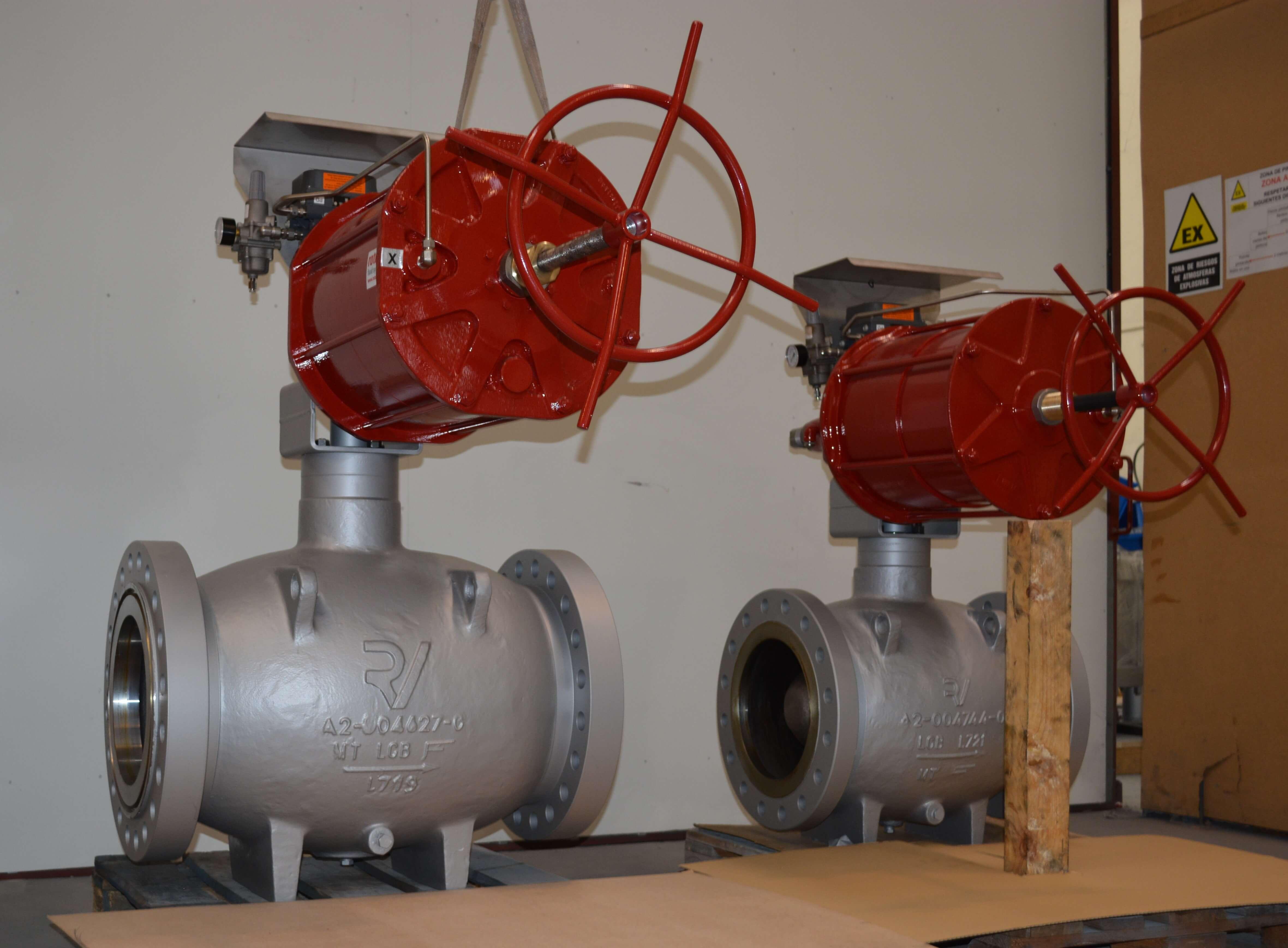 Axial Flow Valves Class 300 : News ringo valves
